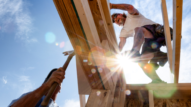 Habitat for Humanity Volunteering Opportunity