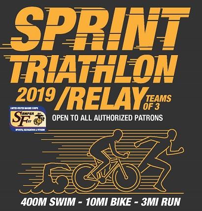 2019 MCCS Sprint Triathlon
